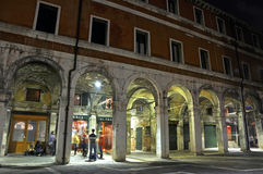 nighttime Venice zdjęcie stock