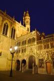 Nightview à Bruges Photo libre de droits