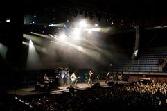 Nightwish en Palabam 2016 Fotografía de archivo