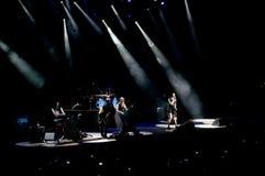 Nightwish en Palabam 2016 Imagenes de archivo