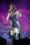 Nightwish at Masters of Rock 2015 Royalty Free Stock Images