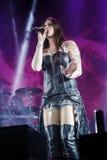 Nightwish at Masters of Rock 2015 Stock Photos