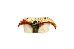Nigiri ål Royaltyfri Fotografi