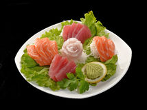 Nigiri salad. Royalty Free Stock Photography