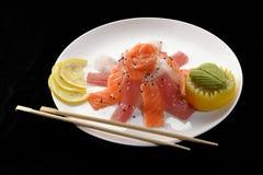 Nigiri salad. Royalty Free Stock Image