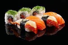 Nigiri sushi Stock Image