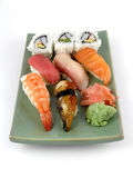 Nigiri sushi Stock Photo