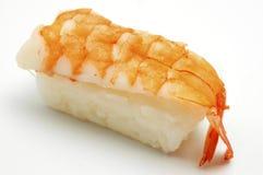 Nigirizushi (Ebi Nigiri) Stock Images