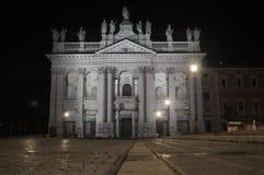 Nigth de San Giovanni imágenes de archivo libres de regalías