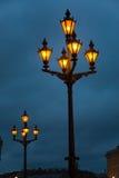 Nigth Lanterns Royalty Free Stock Images
