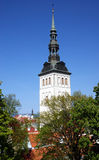 Niguliste Church, tallin Royalty Free Stock Images