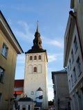 Niguliste church in tallinn Royalty Free Stock Photography