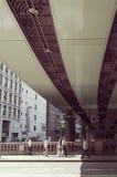 Nihombashi bridge, Tokyo Royalty Free Stock Photo