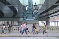 Nihonbashi bridge Tokyo Japan Stock Images