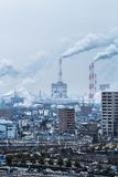 NIIAGATA, JAPAN Stock Afbeelding