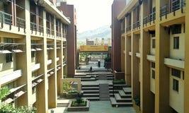 NIIT大学NEEMRANA印度 库存图片