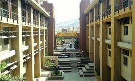 NIIT uniwersytet NEEMRANA INDIA Obraz Stock