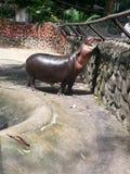 Nijlpaard Stock Fotografie