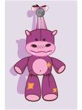 Nijlpaard Stock Illustratie