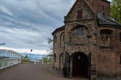 Nijmegen στις Κάτω Χώρες Στοκ εικόνα με δικαίωμα ελεύθερης χρήσης