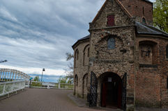 Nijmegen in den Niederlanden Lizenzfreies Stockbild