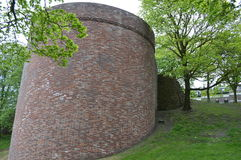 Nijmegen i Nederländerna Royaltyfri Bild