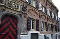 Nijmegen i Nederländerna Fotografering för Bildbyråer