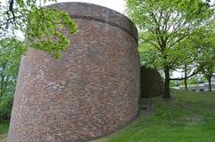 Nijmegen in Nederland Royalty-vrije Stock Afbeelding