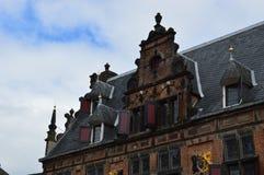 Nijmegen in Nederland stock afbeeldingen