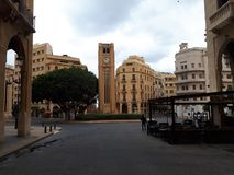 Nijmeh Square Royalty Free Stock Image