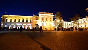 Nijni-Novgorod, Russie -04 11 2015 Bolshaya banque de vidéos