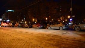 Nijni-Novgorod, Russie -04 11 2015 octobre banque de vidéos