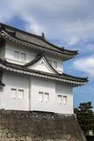 Nijo城堡在京都,日本 库存图片