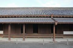 Nijo城堡拘留所  库存图片
