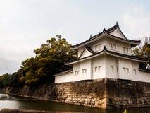 Nijo城堡的拘留所 库存图片