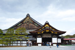 Nijo Castle Royalty Free Stock Photography