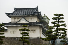 Nijo Castle Stock Images