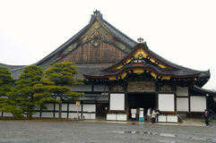 Nijo Castle Stock Image