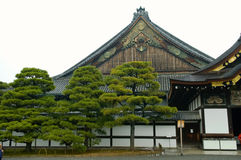 Nijo Castle Royalty Free Stock Photo