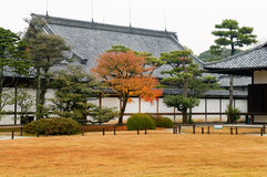 Nijo Castle Royalty Free Stock Image