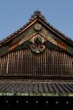 Nijo castle decoration Stock Image