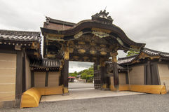 Nijo Castle, Kyoto Stock Images