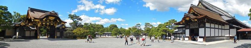 Nijo Castle, Kyoto, Japan Royalty Free Stock Photos
