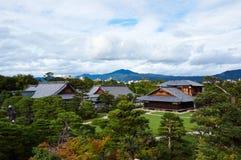 Nijo Castle. In Kyoto, japan Stock Image