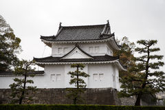 Nijo Castle in Kyoto, Japan Royalty Free Stock Images