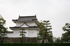 Nijo Castle in Kyoto, Japan Stock Image