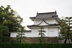 Nijo Castle in Kyoto, Japan Royalty Free Stock Image