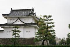 Nijo Castle in Kyoto, Japan Stock Photo