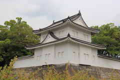 Nijo Castle Royalty Free Stock Photos