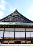 Nijo Castle was built in 1603 in Kyoto, Japan Stock Image